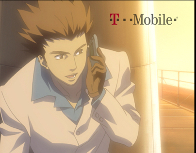 Johnny Chase, T-Mobile Sidekick