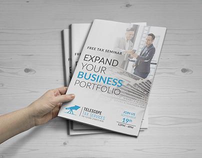Tax Service Corporate Brochure