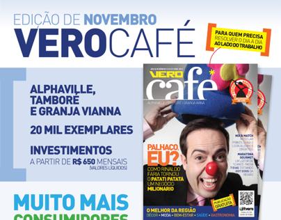 email VERO Café
