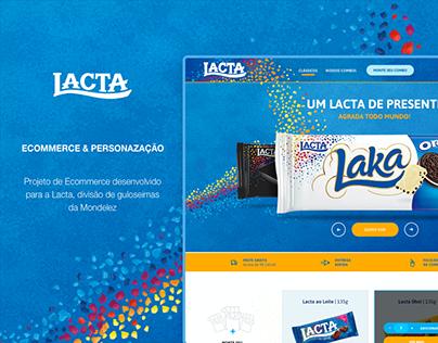 Lacta - Ecommerce
