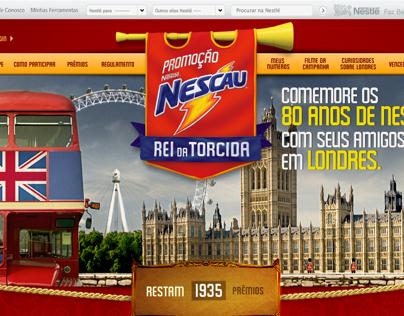 Nestlé - Nescau Rei da Torcida