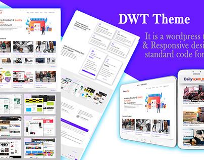 DWT Wordpress Theme