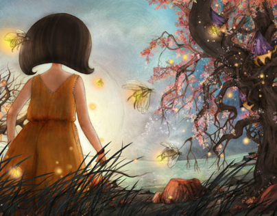 The Wild Daisy Field - picture book | 2011