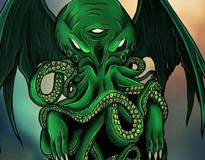 Cthulhu illustration