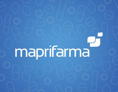 Maprifarma - Logo Proposal