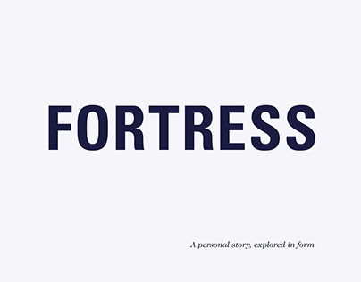 Fortress — Chair Design