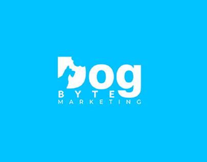 Dog Byte Marketing Logo Design