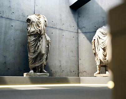 Statue Museum - UE4