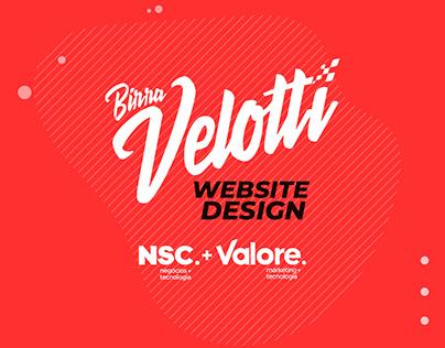 Birra Velotti - Website