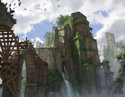 Abandonned City