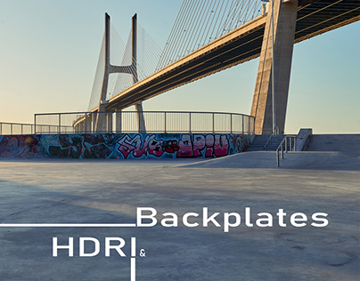 Backplates & HDRI vol.9