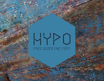 Hypo - Free Font