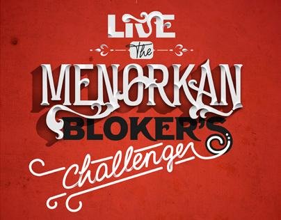 Live The Menorkan Bloker's Challenger