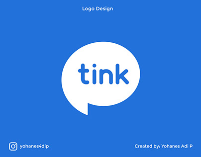 tink chat app logo