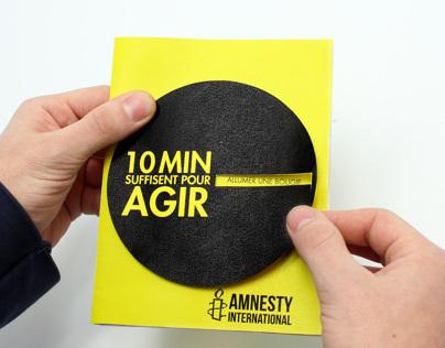 Amnesty International - 10 minutes pour agir