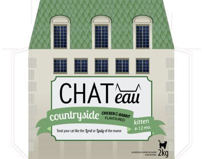 Box Packaging for CHATeau