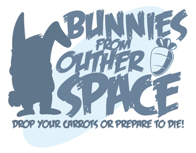 Bunnies From Outher Space