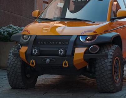 Fiat 4x4 Safari