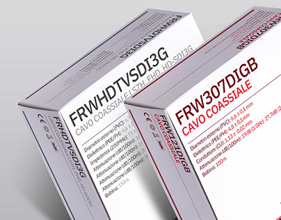 FRW Cables - Packaging