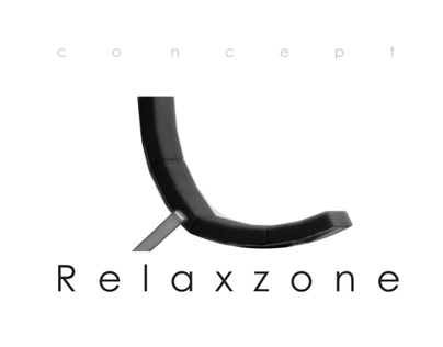 Relax zone. Concept of the  furniture&Lamps