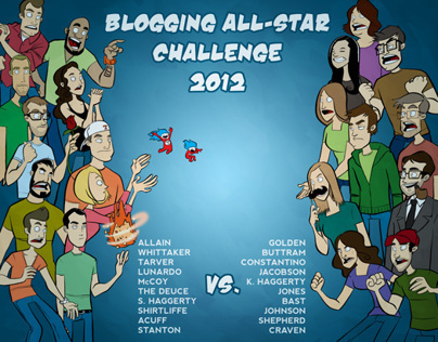 2012 Blogging All-Star Challenge
