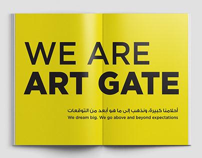 ART GATE 2018 Profile