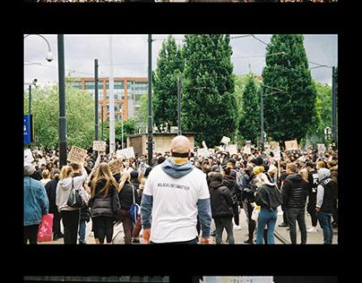Black Lives Matter - Manchester