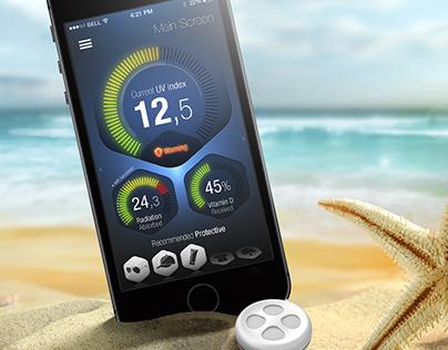 UV App Design