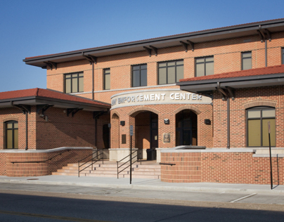 Pittsburg Police & Court Facility