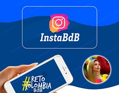 Lanzamiento del Instagram ( Banco de Bogotá )