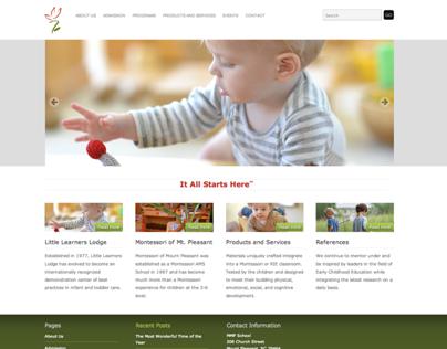 MMPSchool website