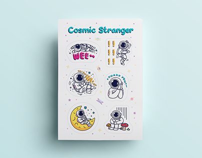 Cosmic Stranger Products