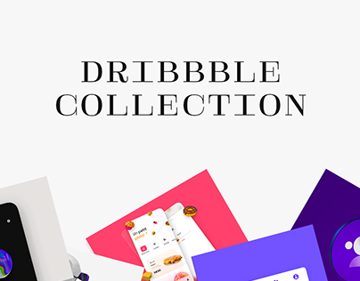 Dribbble collection (2019 - 2021)