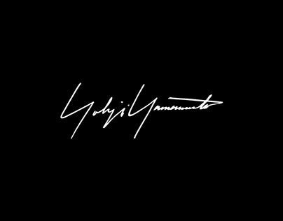 Yohji Yamamoto E-commerce Redesign