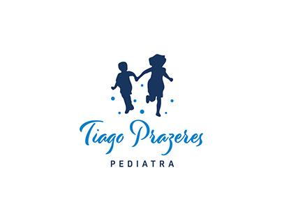 Logótipo Tiago Prazeres - Pediatra
