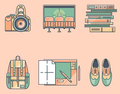 Hobbies / Icons