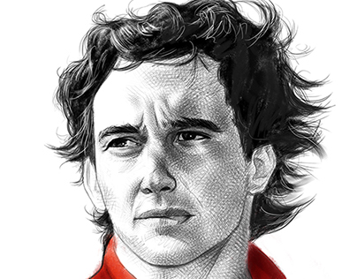 The Great Ayrton Senna