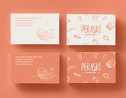 Rebranding | Bakery | Pirashki