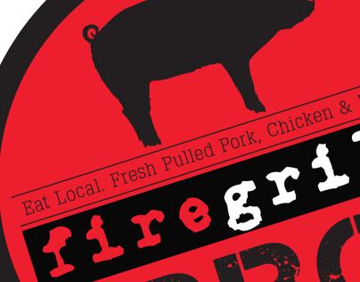 Fire Grill Restaurant & Food Truck Identity Design