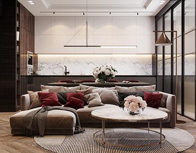 Parkovaya,Sochi,Russia-int.design-private apartament