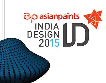 Asian Paints Colour Next 2015 Exhibition