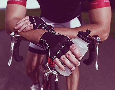 The bike rider