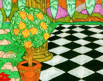 The Garden of Hisperides