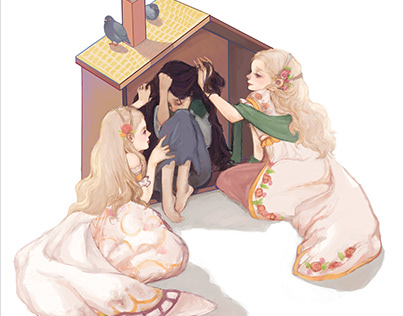 Thesis: Cinderella and her doll house