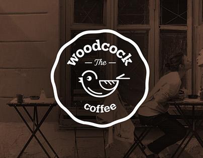 Woodcock Coffee Identity