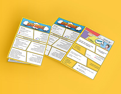 Brochure Design for EmailConsulting