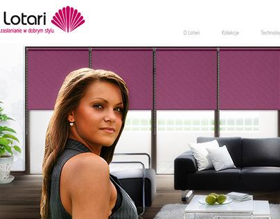 Lotari website