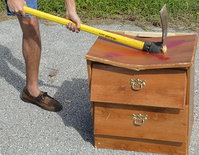 How to take apart someone else's drawer