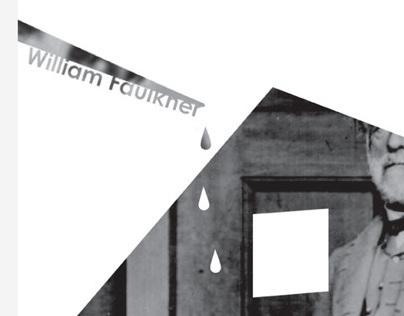 William Faulkner Book Covers
