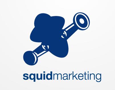 Squid Marketing Logo